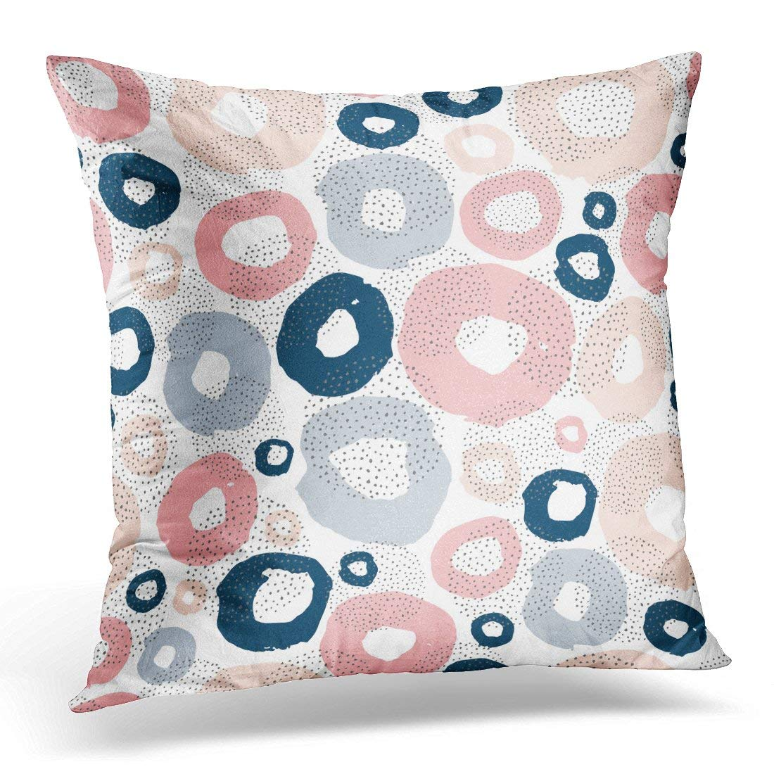 ARHOME Fun Abstract with Hand Drawn Teens Pillow Case Pillow Cover 20x20 inch