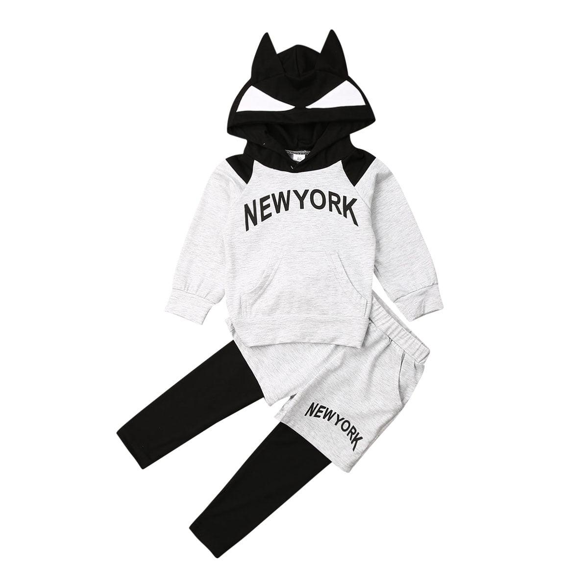 Baby Boy Sweat Suit Set Size 24m Long Sleeve