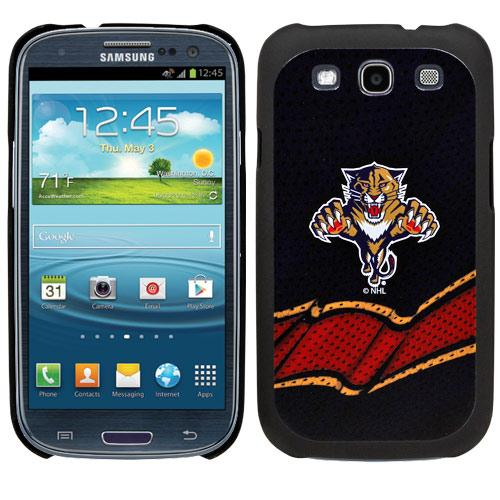 Florida Panthers Samsung Galaxy S3 Thinkshield Case - Black - No Size