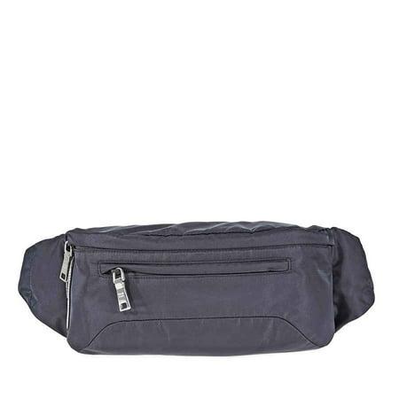 Prada Technical Fabric Belt Bag- - Prada Frame Bag