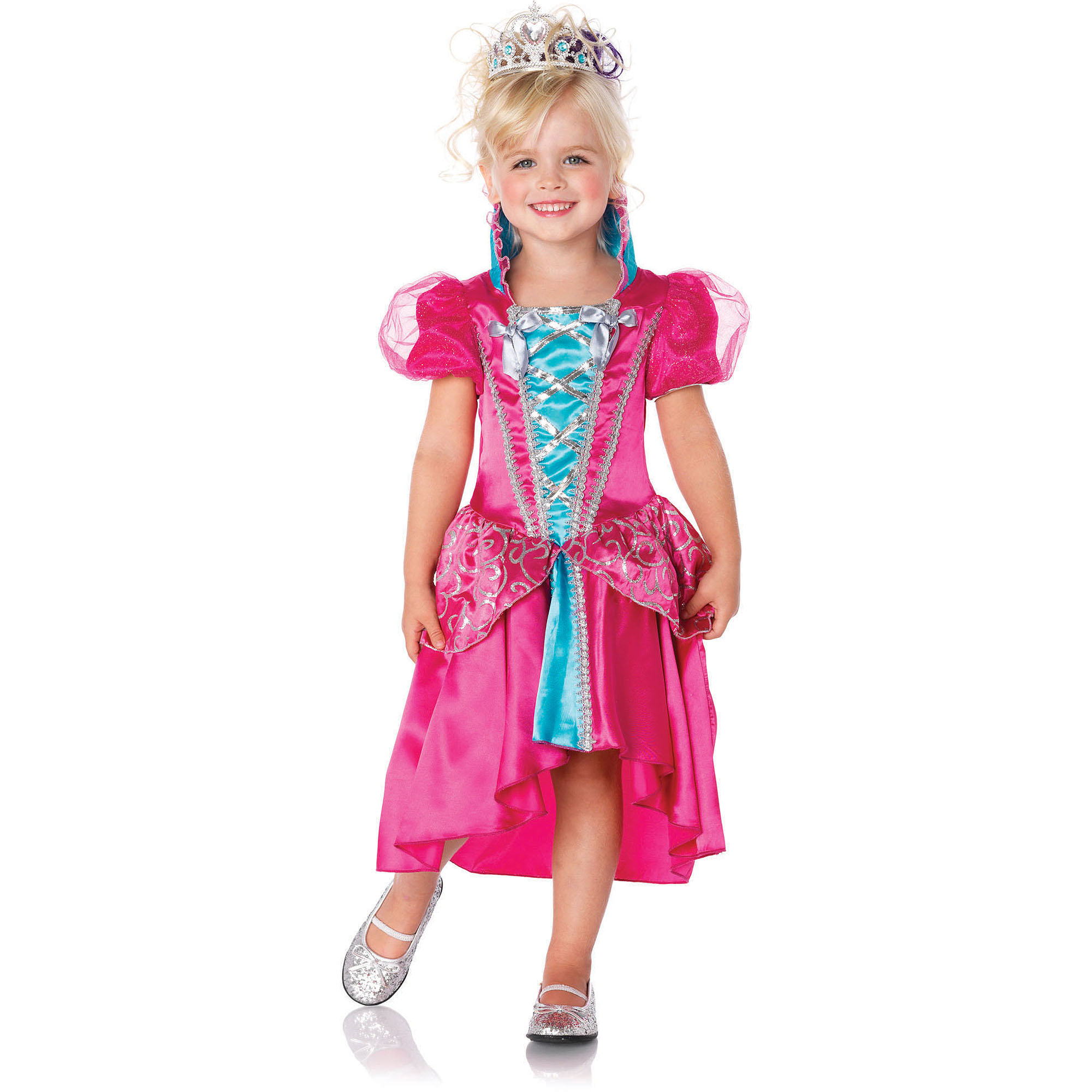 Royal Princess Toddler Halloween Costume