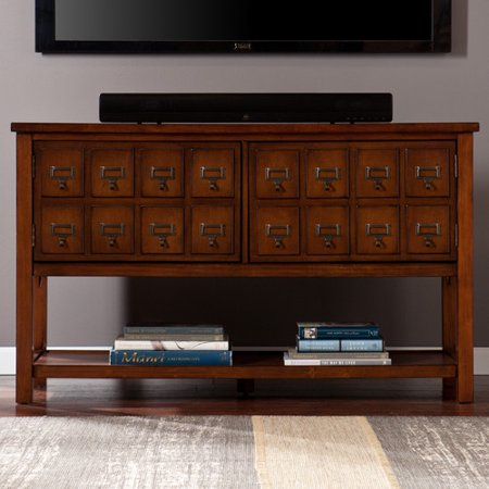 Wildon Home  Saffron Apothecary TV Stand