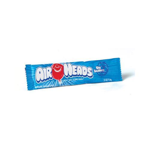 Airheads Blue Raspberry Bar: 36 Count