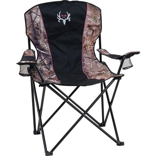 Bone Collector Women's Premier Chair- RTX/Pink