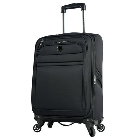 "TPRC 20"" Rolling Expandable Carry-on 4-Wheel Spinner"