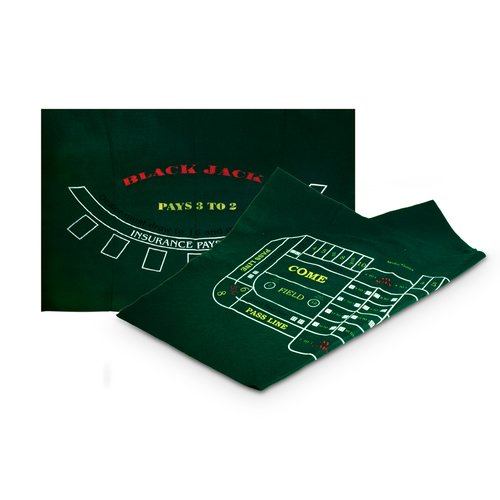 Sterling Games BlackJack and Craps Layout