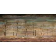 Parvez Taj The Woods Art Print On Premium Canvas