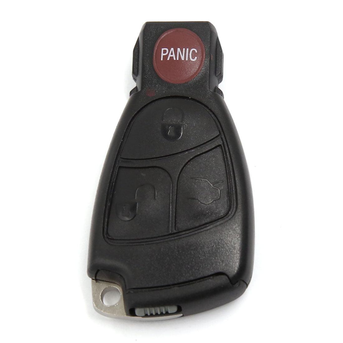 2x 4-Button Remote Car Key Fob Keyless Entry For 09-11 Mercedes Benz IYZ3317