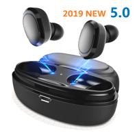 SEGMART In-Ear 5.0mm Wireless Bluetooth Earbuds Headphones