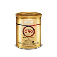 Lavazza Qualita Oro Ground Coffee Blend, Medium Roast, 8.8-Ounce Can