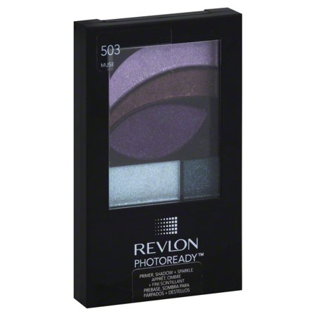 Revlon PhotoReady Primer, Shadow + Sparkle Eye Shadow, 503 Muse, 0.1 oz