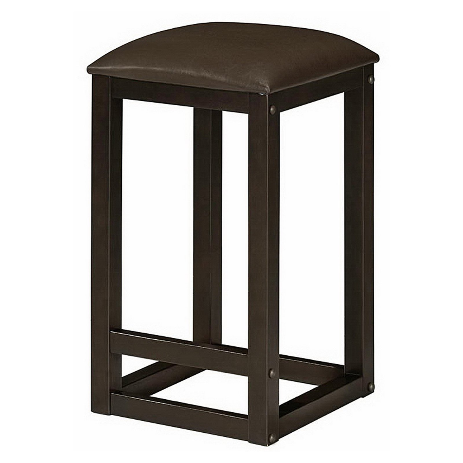 Leeds Brown Wood Collapsible Pub Table Set - Walmart.com