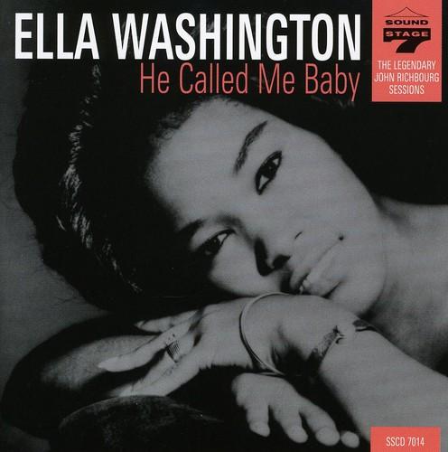 Ella Washington - He Called Me Baby [CD]