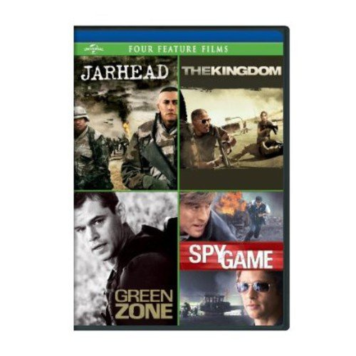 Jarhead / The Kingdom / Green Zone / Spy Game (Anamorphic Widescreen)
