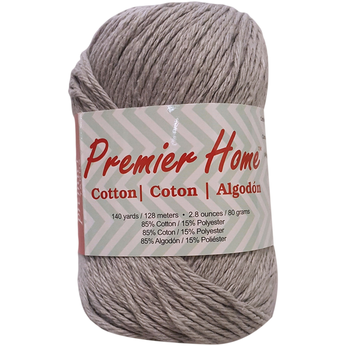 Home Cotton Yarn - Solid-Pewter