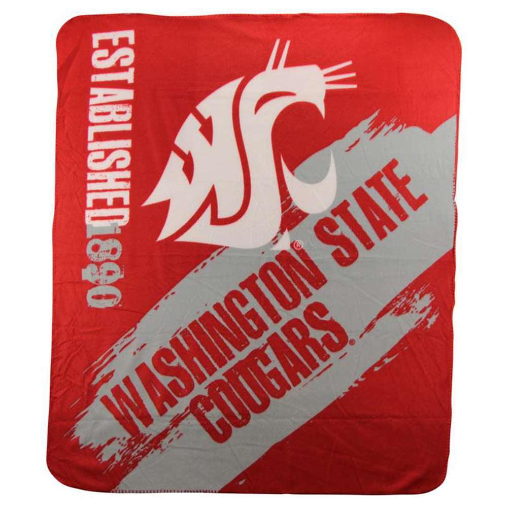 "NCAA Washington State Cougars 50"" x 60"" Fleece"