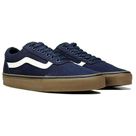 ad6a71ba2567 Vans - Vans Men  s Ward Canvas Low-Top Sneakers - Walmart.com
