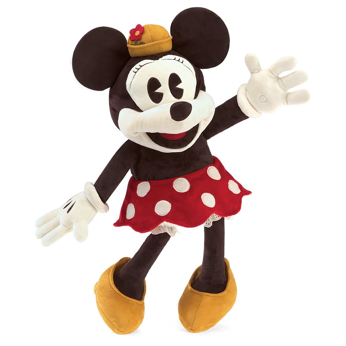 Folkmanis Puppets Play Pretend Fun Animal Puppets (Minnie Mouse) by Folkmanis
