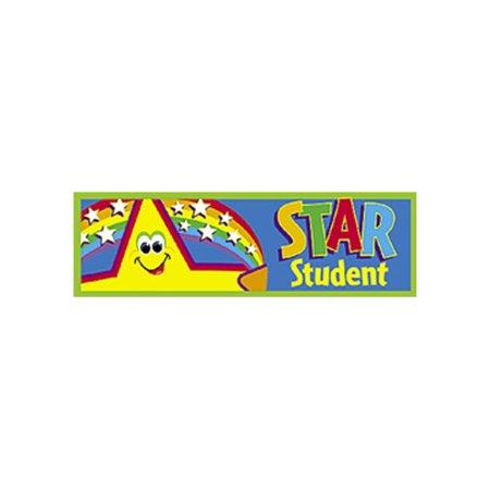 Trend Enterprises Star Student Award Bookmark