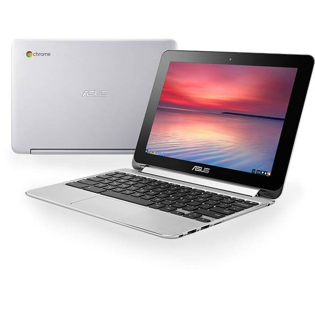 Asus Chromebook Flip C100PA-DS03 10.1 inch Touchscreen Ro...