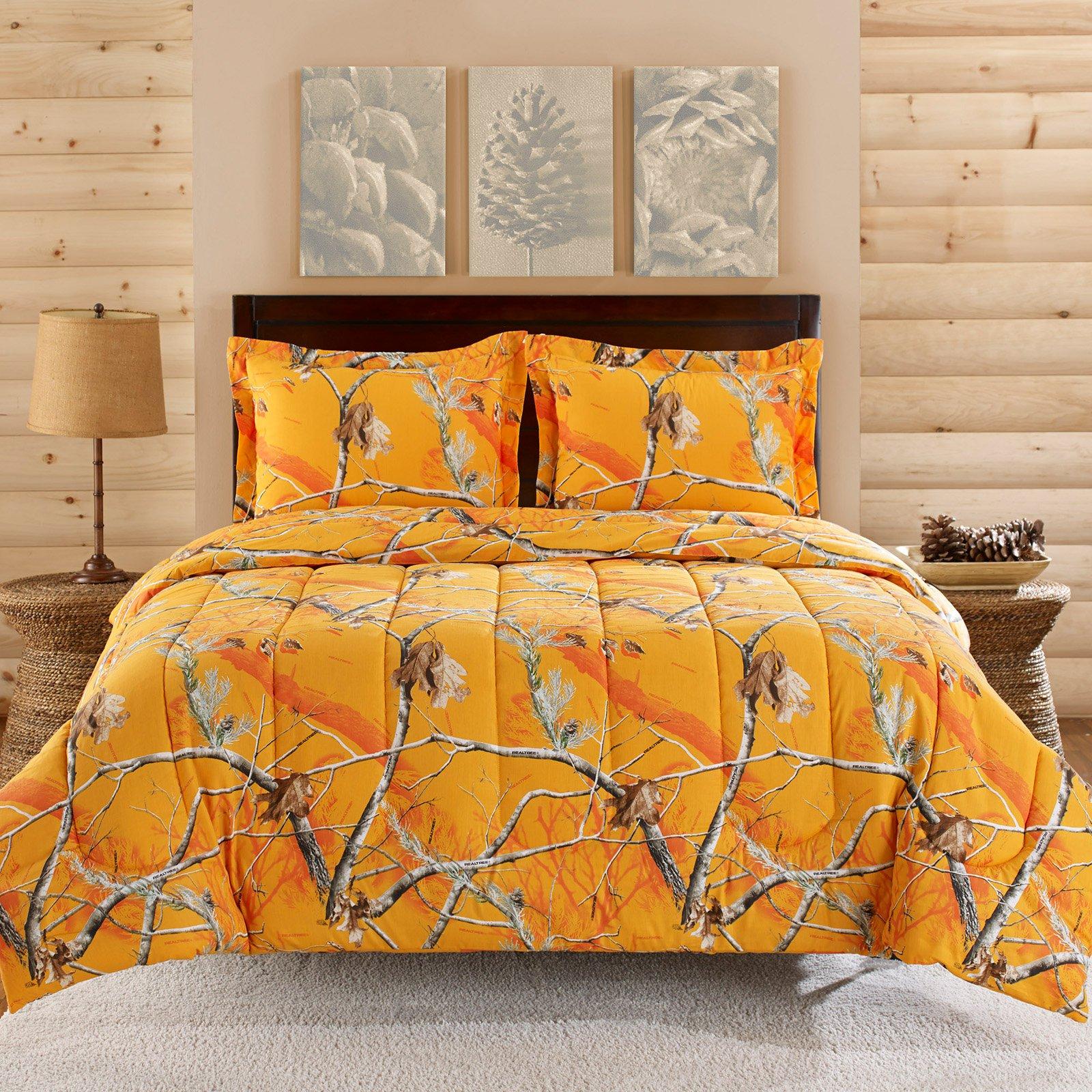 Realtree Bedding Comforter Set Walmartcom
