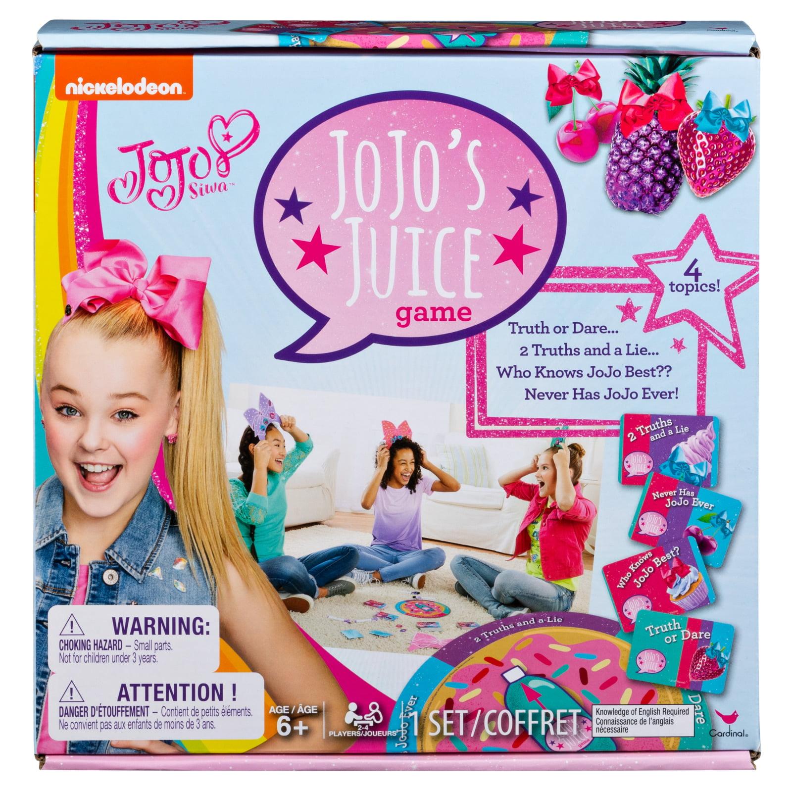 JoJo Siwa JoJo's Juice Game