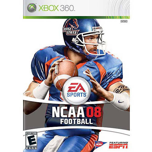 Ncaa Football 08 (xbox 360) - Pre-owned