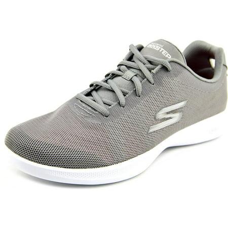 Skechers Go Step Lite-Endure Women Round Toe Canvas Gray Running Shoe