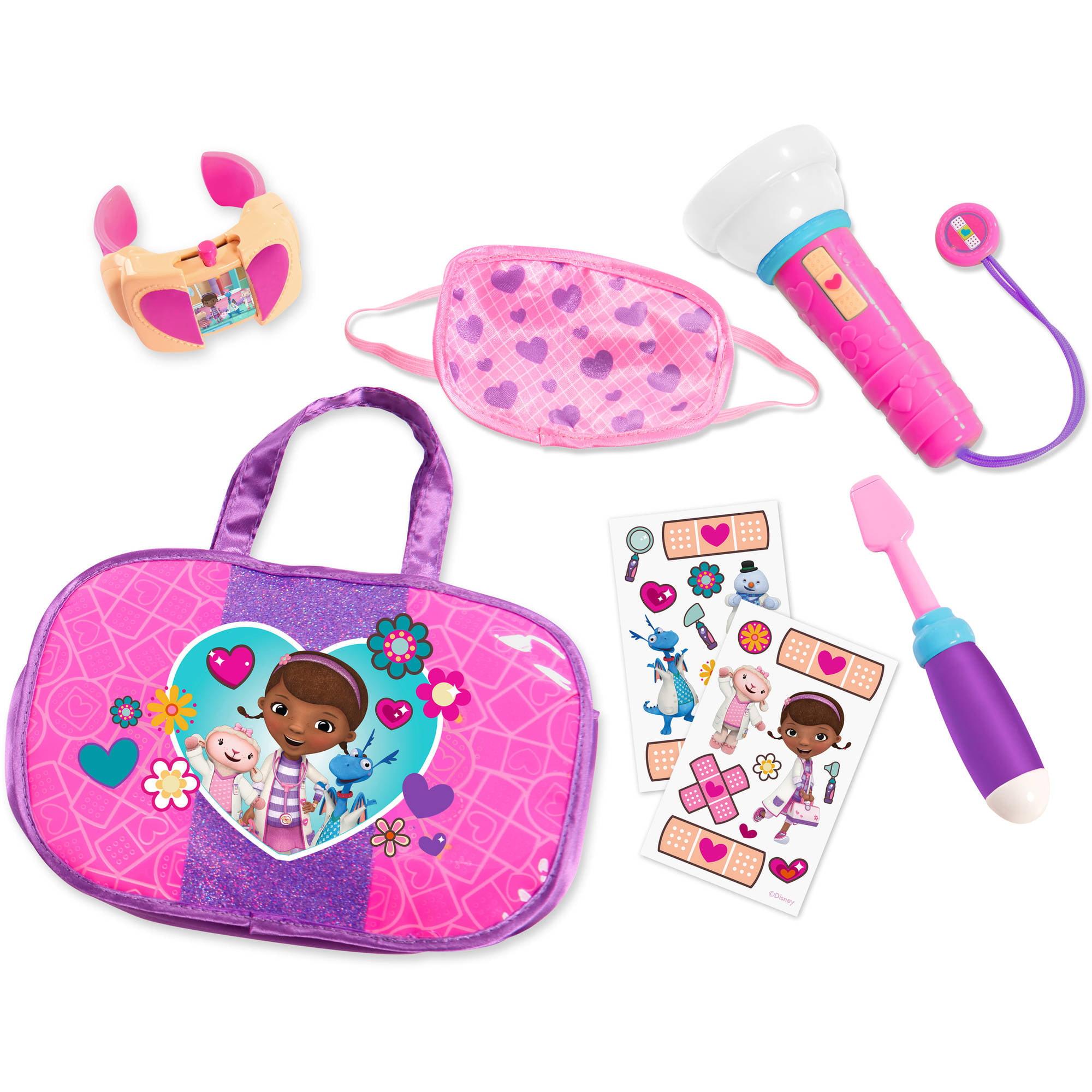 Doc Mcstuffins Toys : Doc mcstuffins bathroom set my web value