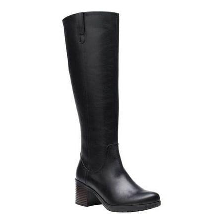 Women's Clarks Hollis Moon Knee High Boot ()