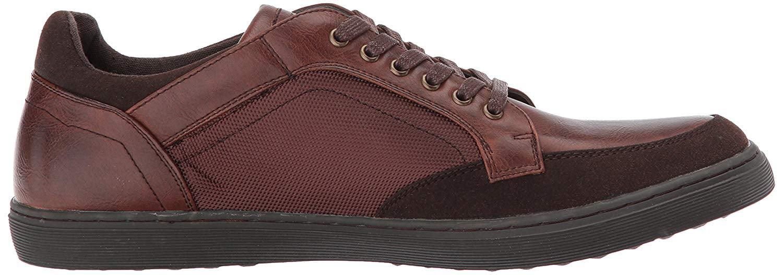 ff943ca33b7 Steve Madden Men's Gasper Fashion Sneaker, Brown, Size 8.5