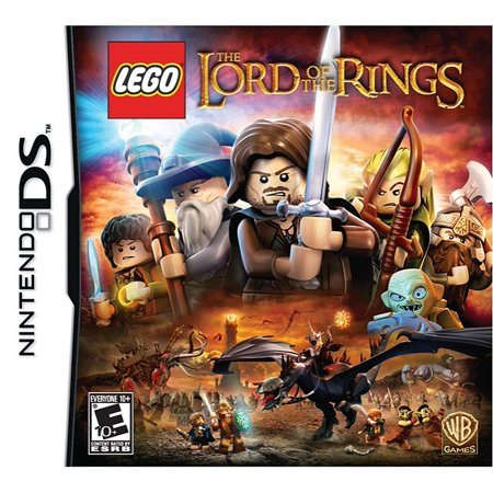 LEGO Lord of the Rings - Nintendo DS (Lego Lord Of The Rings Nintendo Wii)