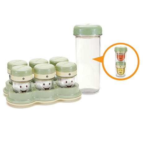 Magic Bullet Baby Bullet Baby Food Storage Kit, 8-Piece Set