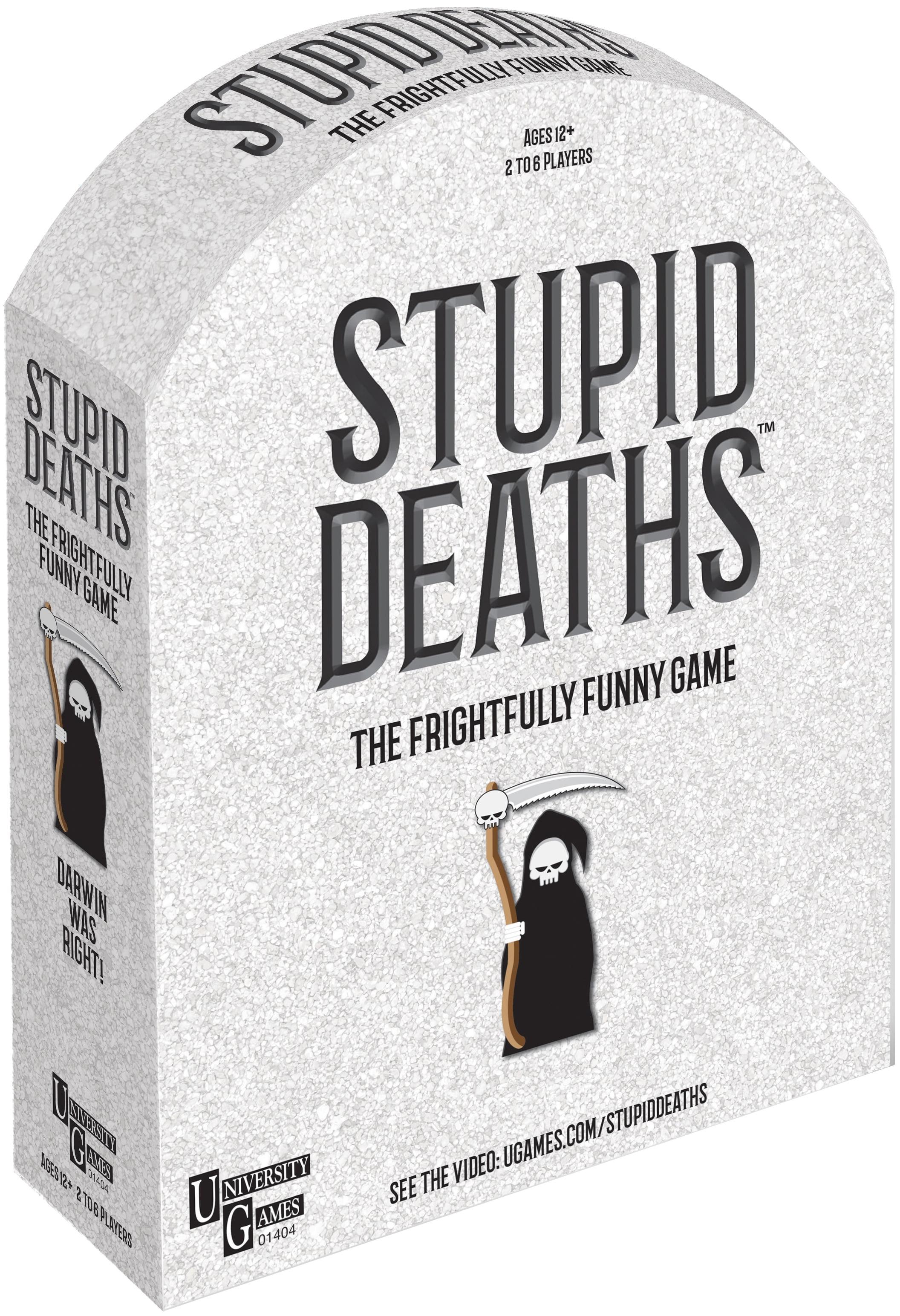 Stupid Deaths Game – Walmart Inventory Checker – BrickSeek