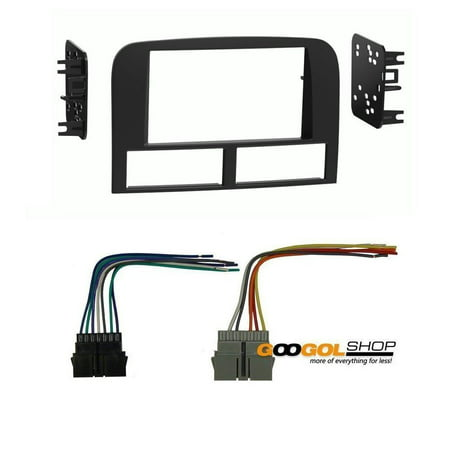 metra dash kit for jeep grand cherokee 1999 2004 w car. Black Bedroom Furniture Sets. Home Design Ideas