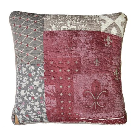 Fleur De Lis Living Chiang Cotton Throw Pillow