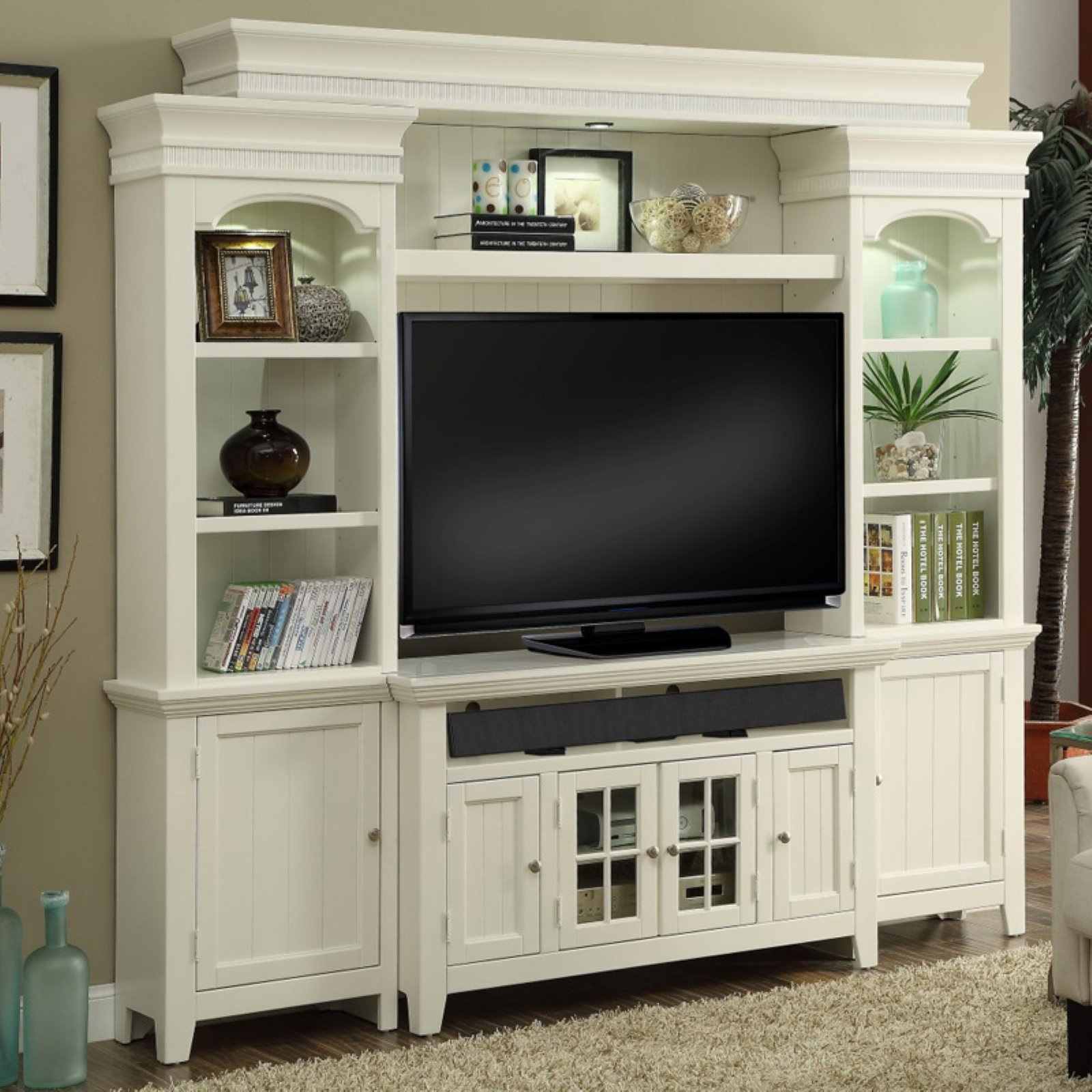 Parker House Tidewater 50 in. Entertainment Center
