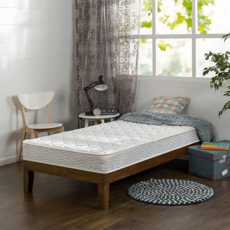 Slumber 1 By Zinus Comfort 6 Quot Bunk Bed Innerspring