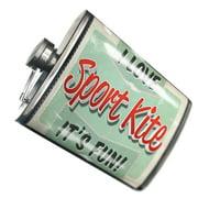 NEONBLOND Flask I Love Sport Kite, Vintage design