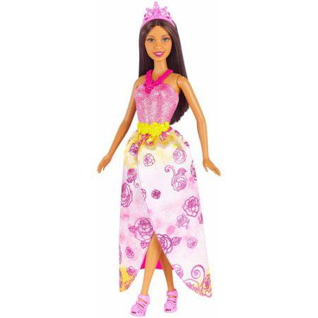 Barbie Fairytale Princess Nikki Doll