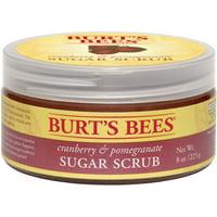 2 Pack - Burt's Bees Sugar Scrub Cranberry & Pomegranate 7.15 oz