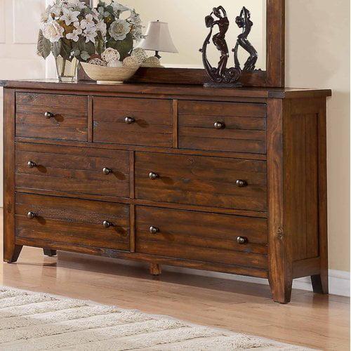 Modus Furniture Cally 7 Drawer Standard Dresser by Modus Furniture