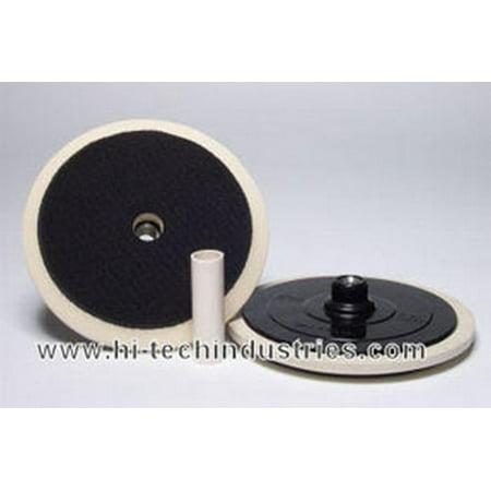 Hi Tech Industries Vp 10 Velcro Backing Plate