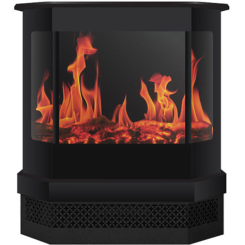 Warm House CMSF-10310 Cleveland Floor Standing Electric Fireplace