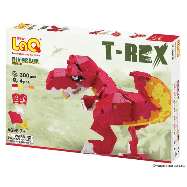 LaQBlocks LAQ001283 T-Rex - 9. 24 oz.