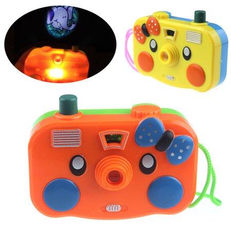 Mosunx Camera Toy Projection Simulation Digital Camera Children Educational Gift