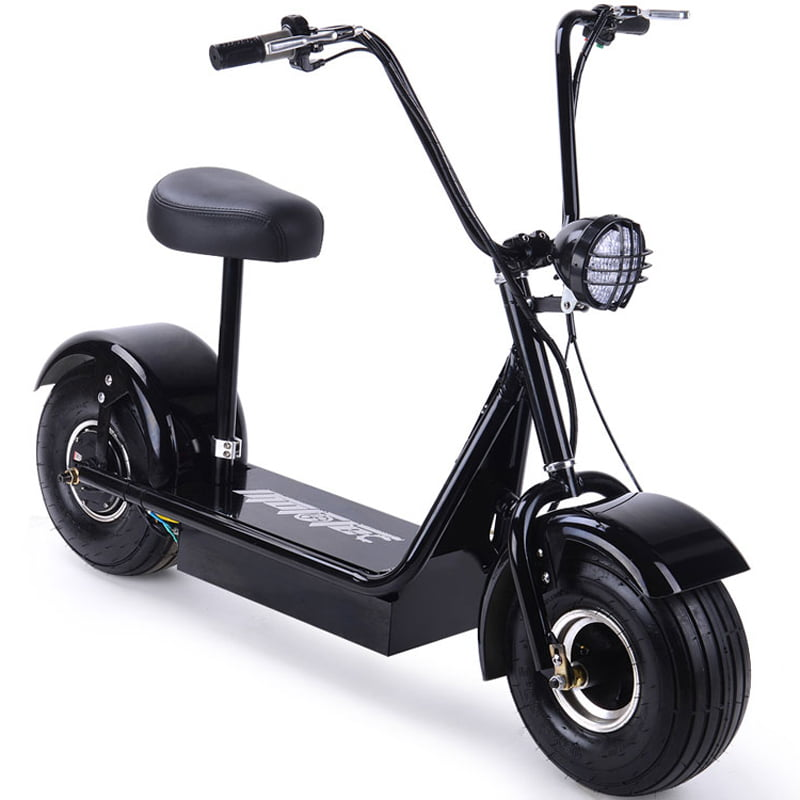 MotoTec FatBoy 48v 500w Electric Scooter by MotoTec