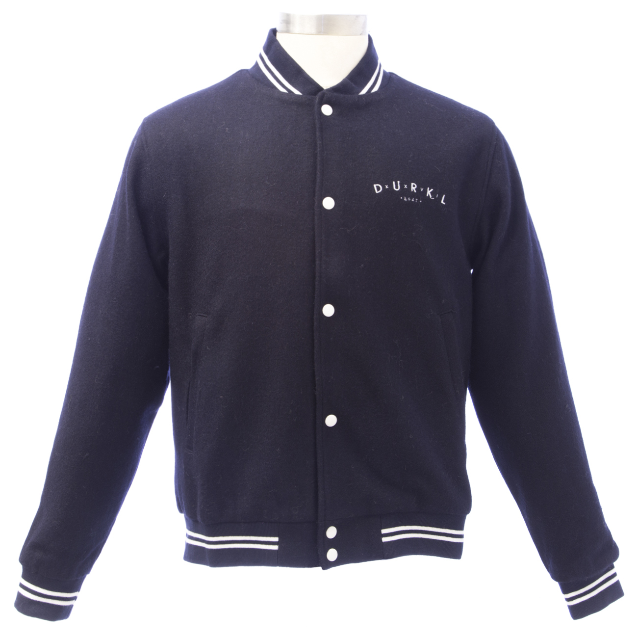 Durkl Men's Junior High Wool Jacket