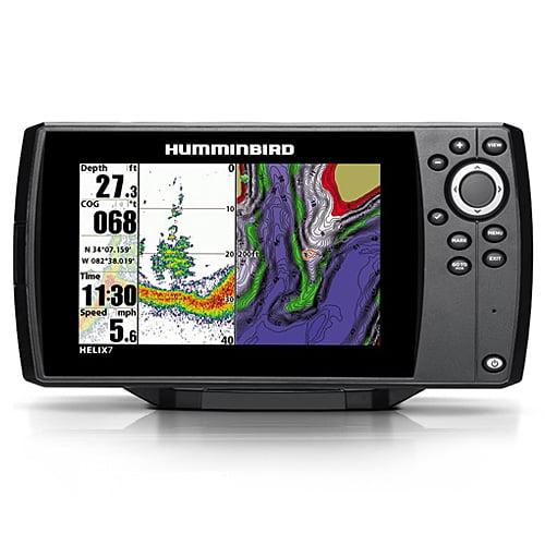Humminbird Helix 7 Sonar/GPS 409820-1  Helix 7 Sonar/GPS