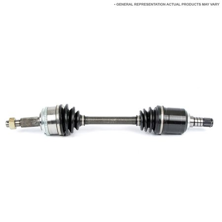 New Front Left CV Axle Shaft For Volkswagen Tiguan AWD & Audi Q3